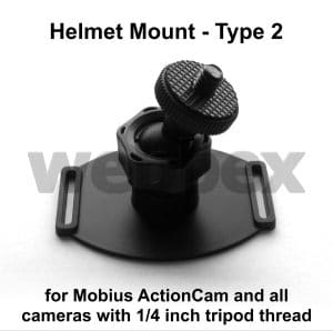 Type 2 Helmet Mount