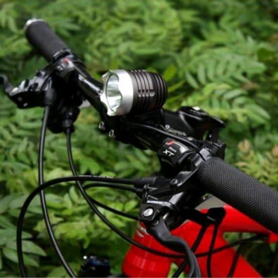 Cree 1800 Lumen Bike Light