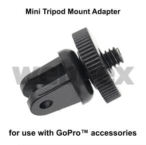 Mini Tripod Mount Adapter
