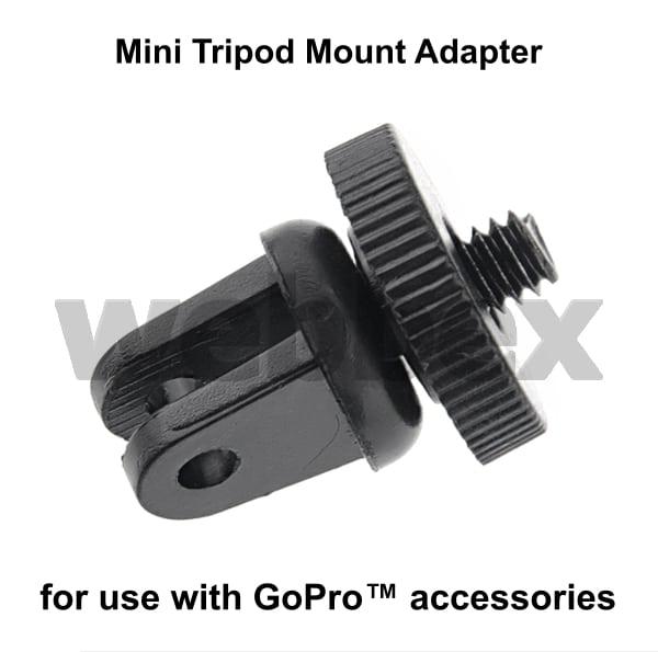 Mini Tripod Mount Adapter