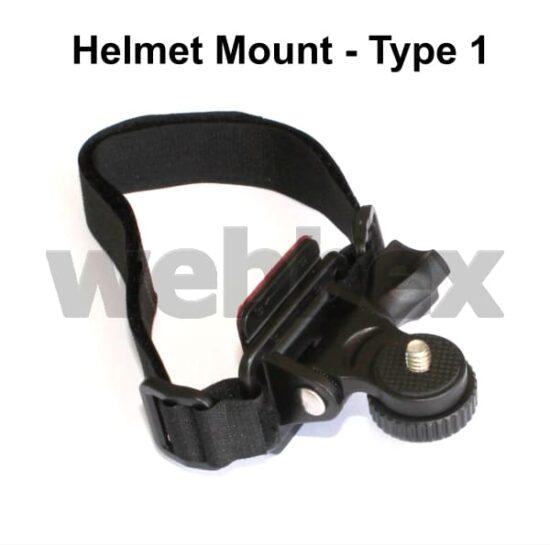 Type 1 Helmet Mount