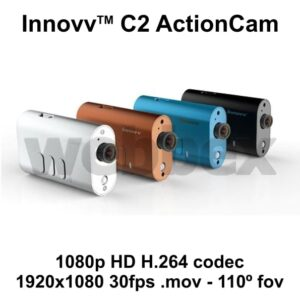 Innovv C2 Wide Angle Action Camera