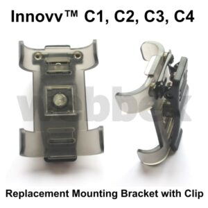 Innovv Replacement Mounting Bracket with Clip