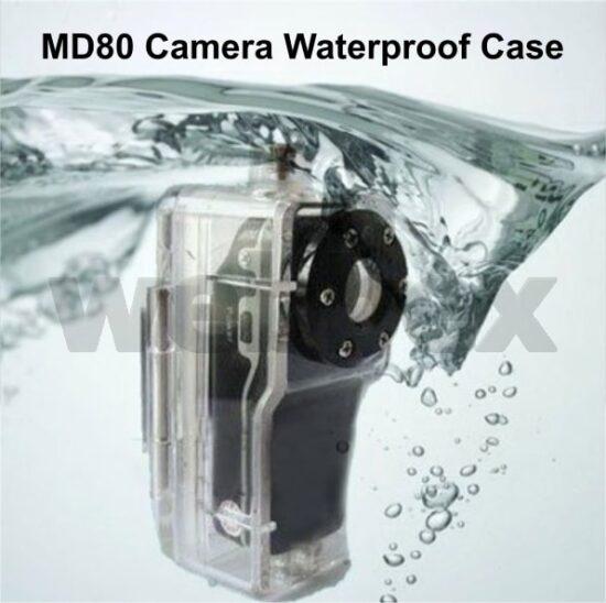 MD80 SpyCam Waterproof Case