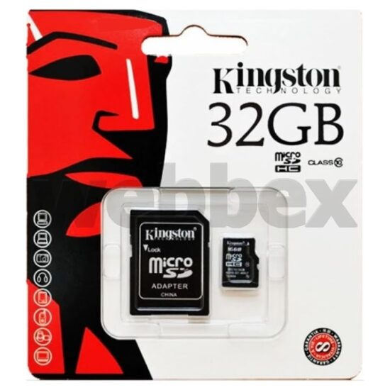 32gb Kingston Micro SD Memory Card