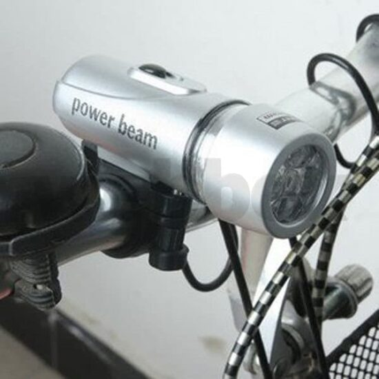 Power Beam Bike Light Set