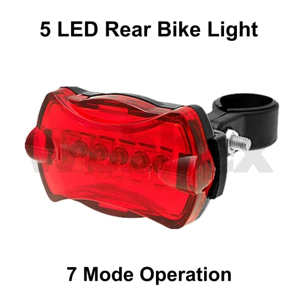 5 LED Rear Light