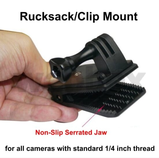 Rucksack/Clip Mount