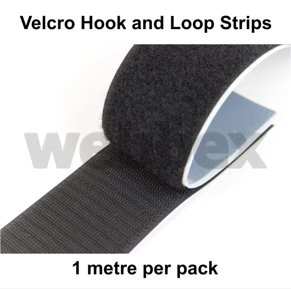 velcro hook and loop tape 25mm x 1 metre webbex mini dv cameras. Black Bedroom Furniture Sets. Home Design Ideas