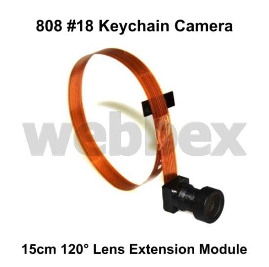 808 #18 120° Lens Extension Module