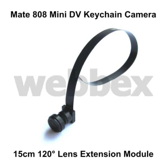 Mate 808 15cm 120 Degree Lens Module