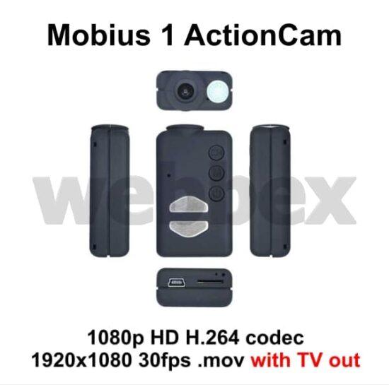 Mobius 1 Action Camera