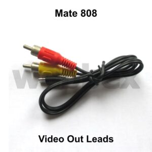 Video Out Leads for Mate 808