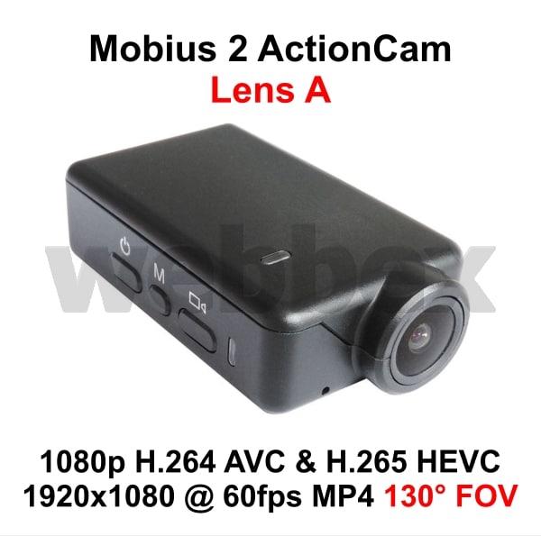 Mobius 2 ActionCam Lens A