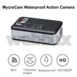 Mycrocam 1080 Waterproof Action Camera