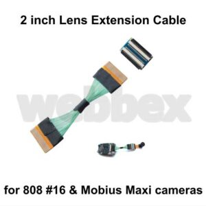 2 Inch Mobius Maxi Len Extension Cable