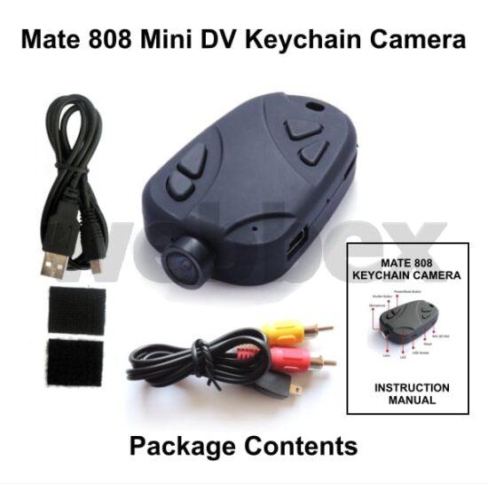 Mate 808 HD Camera