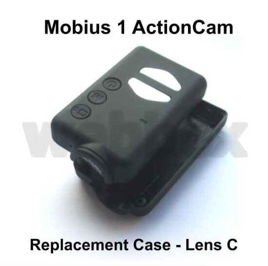 Replacement Case for Mobius 1 Lens C