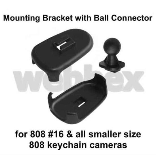 808 #16 Mounting Bracket with Ball Connector