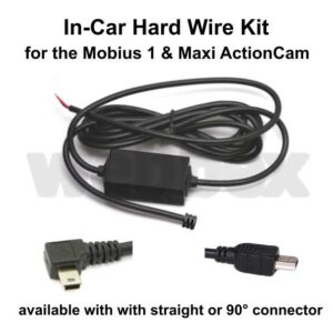 Mobius In Car Hardwire Kit